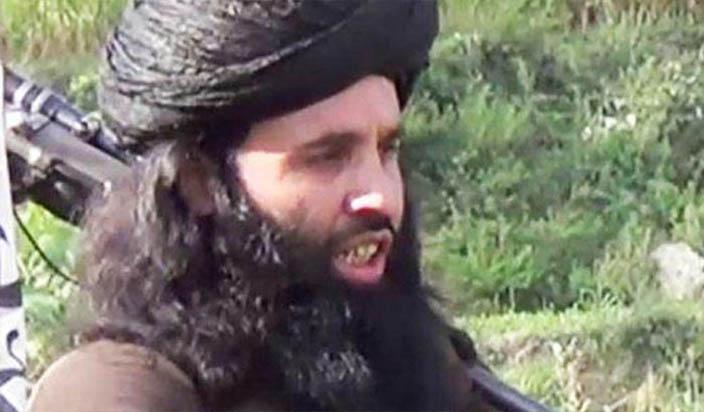 मारा गया पाकिस्तानी तालिबान सरगना फजलुल्लाह