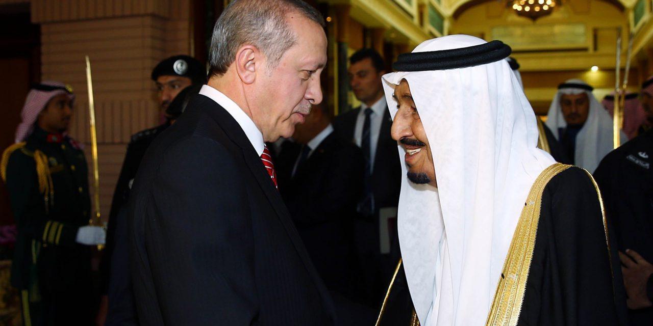 सऊदी वेबसाइट का भड़काऊ क़दम | एर्दोग़ान को हिटलर बताया