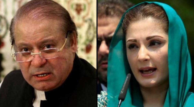 پاکستان : سابق وزیر اعظم نواز شریف کو 10 سال ، بیٹی مریم نواز کو 7 سال اور داماد صفدر کو ایک سال کی سزا
