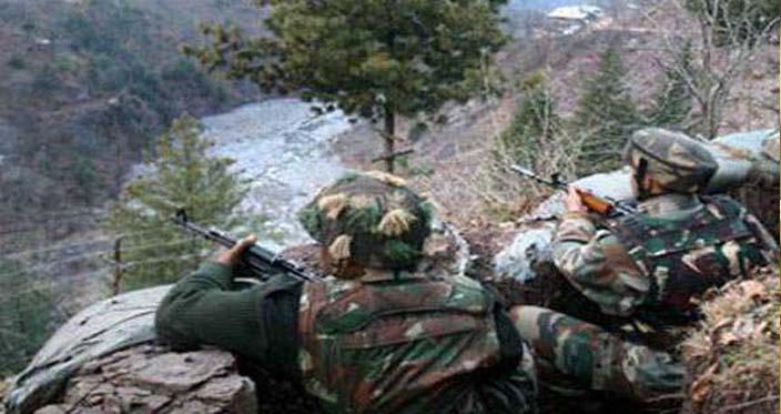 पाकिस्तान ने इस साल तोड़ा इतनी बार संघर्ष विराम, 15 सैन्य कर्मी शहीद