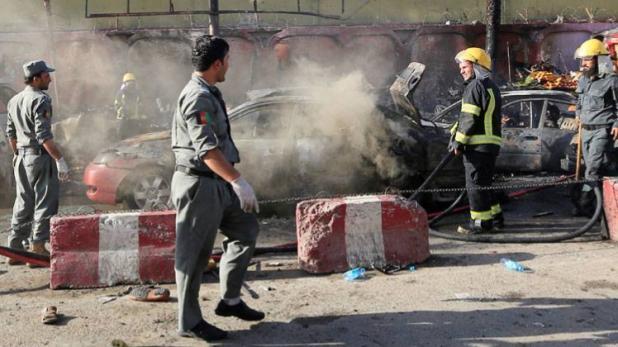 अफगानिस्तान में सुसाइड अटैक, 10 सिखों की मौत पर कैप्टन अमरिंदर सिंह ने की निंदा