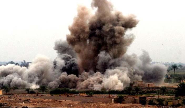 अफगानिस्तान में हवाई हमला, 14 लोगों की मौत