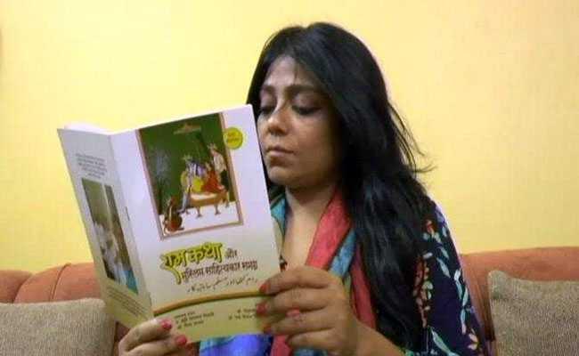 मुसलमानों को रामायण की अच्छी बातों के बारे में पता चले, इसलिए रामायण को उर्दू में लिखा : डॉक्टर माही तलत सिद्दीकी