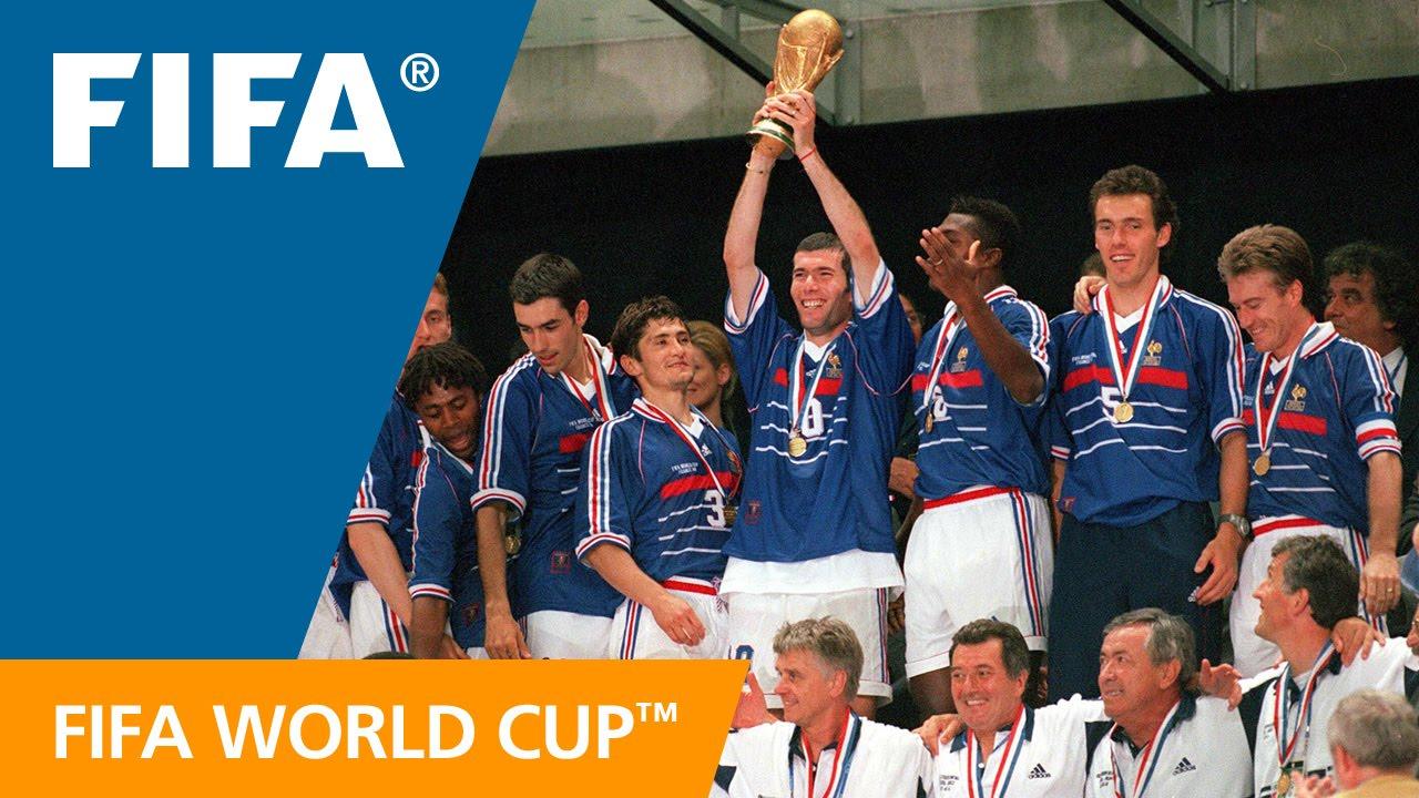 फीफा विश्व कप :  फ्रांस तीसरी बार फाइनल में