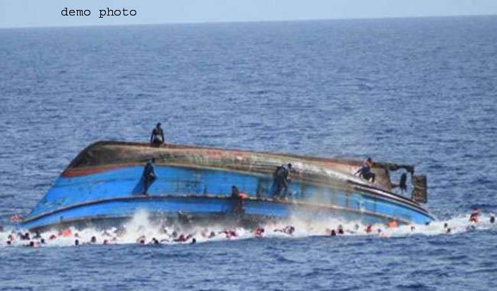 थाईलैंड में नाव डूबी, 49 लोग लापता