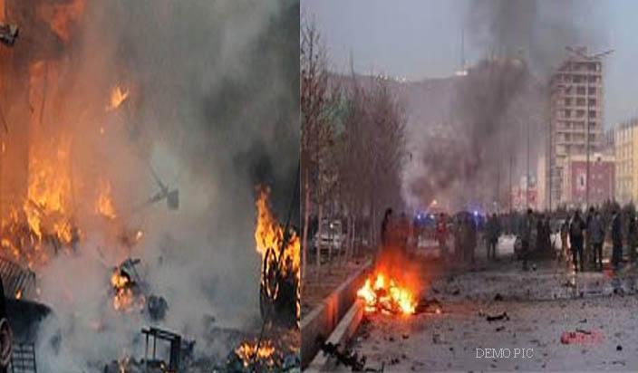 अफगानिस्तान में तालिबान और आत्मघाती हमले में 92 से अधिक लोगों की मौत