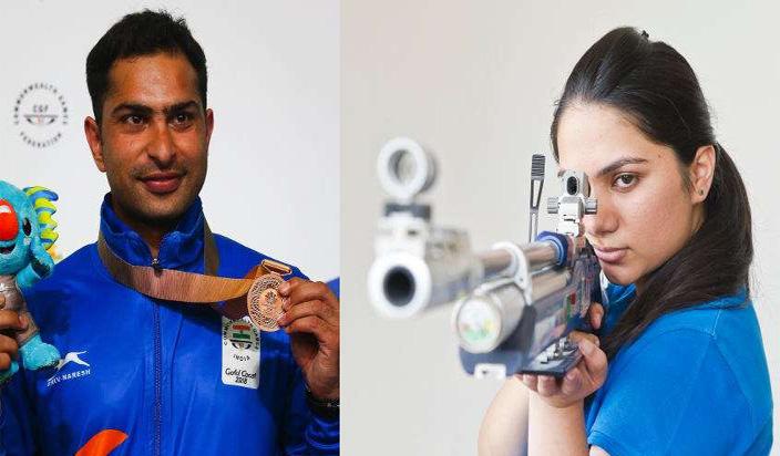 अपूर्वी-रवि ने दिलाया 18वें एशियाई खेलों में दिलाया पहला पदक