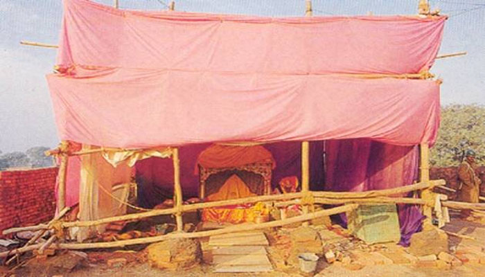 बीजेपी संसदीय दल की बैठक में उठा राम मंदिर का मुद्दा, PM मोदी और शाह नहीं थे मौजूद
