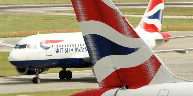 ब्रिटिश एयरवेज से भारतीय नौकरशाह के परिवार को बाहर किया