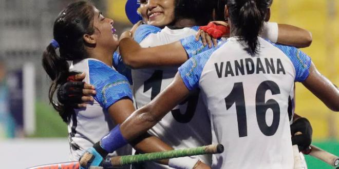 एशियन गेम्स: फाइनल में पहुंची भारतीय महिला हॉकी टीम, रच सकती हैं इतिहास