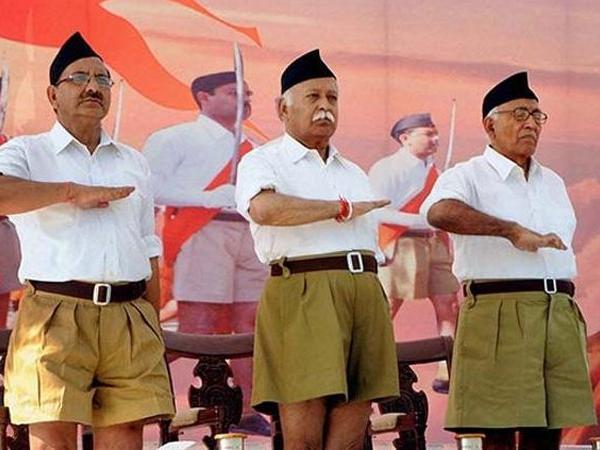 RSS ने अपने कार्यक्रम के लिए मायावती और ममता बनर्जी को भेजा निमंत्रण, राहुल गांधी को अभी तक न्योता नहीं