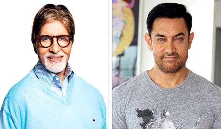 अमिताभ के साथ काम करना सपना था : आमिर