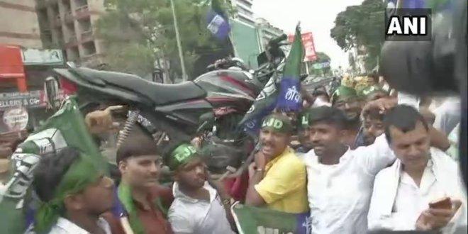 भारत बंद: बिहार से आने- जाने वाली सभी यातायात ठप!