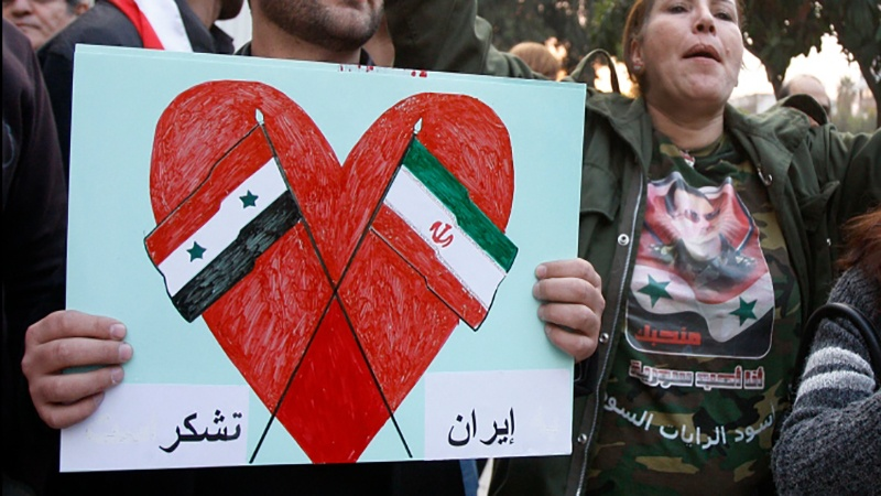 क्या अमरीका, ईरान और सीरिया के रिश्तों में दरार डालने में सफल हो जाएगा?