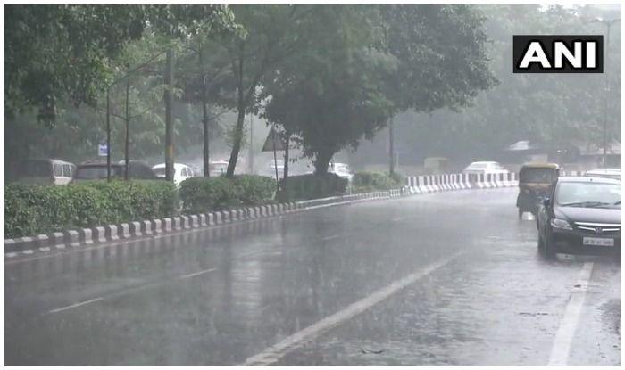 अगले तीन दिन तक उत्तराखंड, उत्तर प्रदेश और मध्य प्रदेश में भारी बारिश की चेतावनी