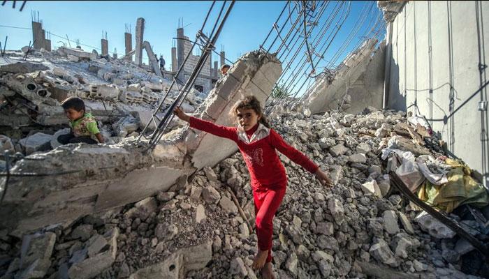 شام میں امریکی فاسفورس بم گرائے جانے کا انکشاف