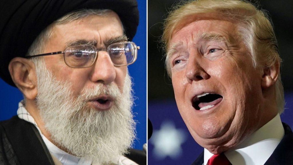 ट्रंप ने ईरान के बारे में आपात स्थिति की अवधि में वृद्धि कर दी