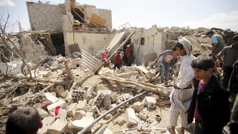 सऊदी अरब के हवाई हमलों में 15 यमनी नागरिकों की मौत