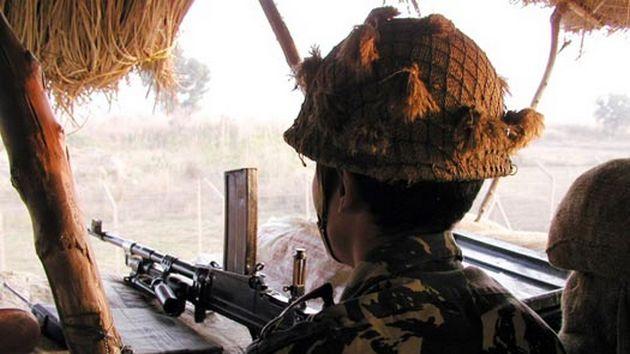 पाकिस्तान ने किया संघर्ष विराम का उल्लंघन, जवान शहीद
