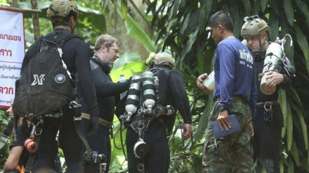 थाईलैंड: गुफा में ऑक्सीजन की कमी, खतरे में 13 जिंदगियां